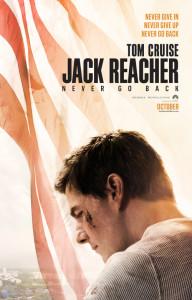 Jack Reacher – Punto di non ritorno poster