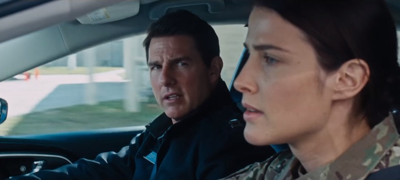 Jack Reacher – Punto di non ritorno tom cruise