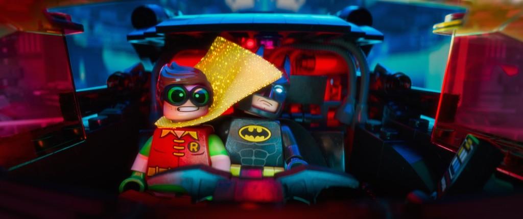 Il Joker e Robin nelle immagini ufficiali di LEGO Batman Il Film