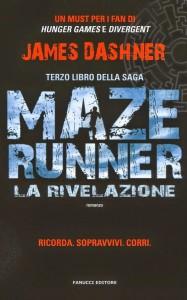 La-rivelazione-Maze-Runner-Libro