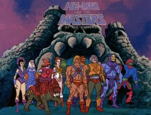 Masters of the Universe tv