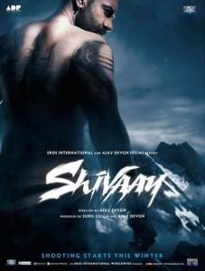 Shivaay locandina
