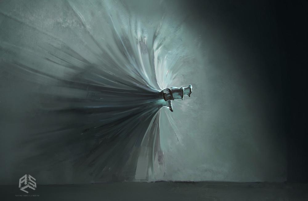 Stranger Things Concept Art 4