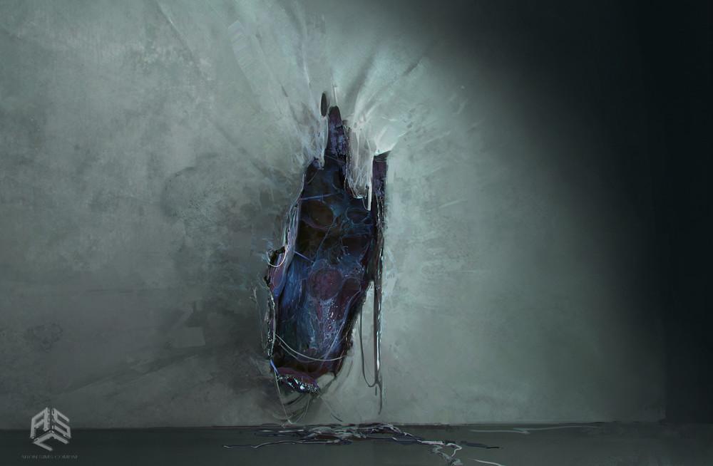 Stranger Things Concept Art 6