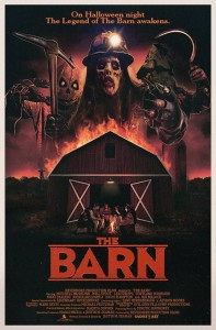 The Barn poster seaman