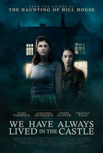 We Have Always Lived in the Castle film poster