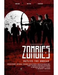 Zombies di Hamid Torabpour locandina