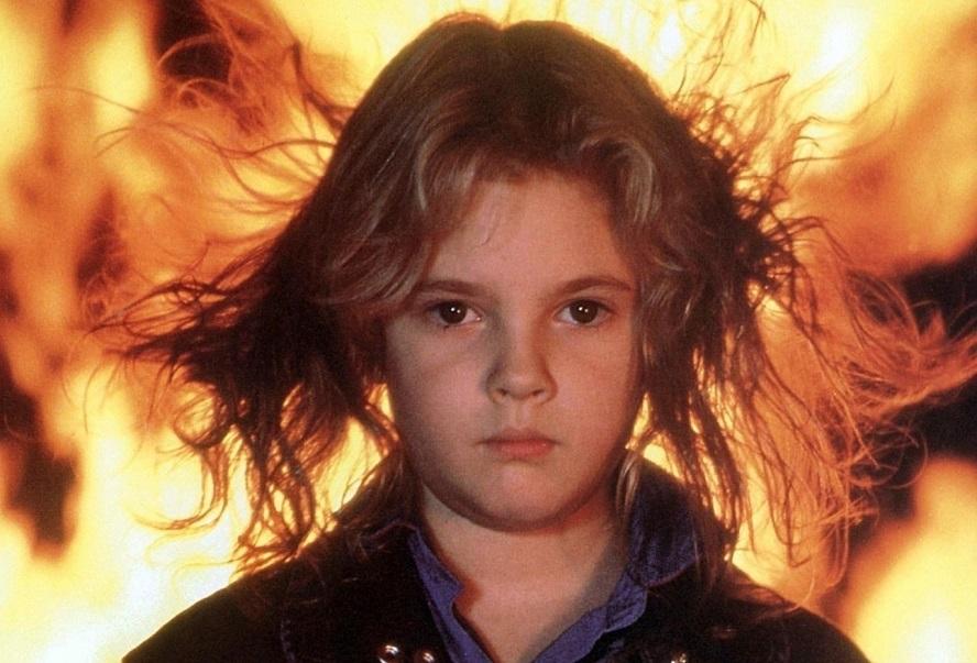 Drew Barrymore condivide foto inedite dal set di E.T. e Fenomeni paranormali incontrollabili