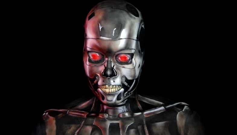 cris alex t-800 body paint