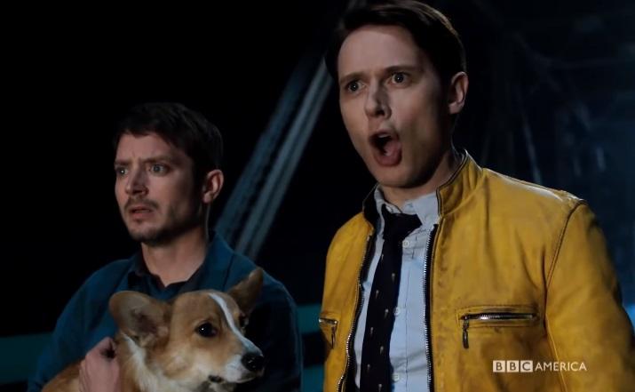 dirk gently serie BBC