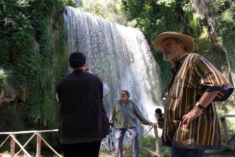 The Man Who Killed Don Quixote: le foto di Terry Gilliam del location scouting