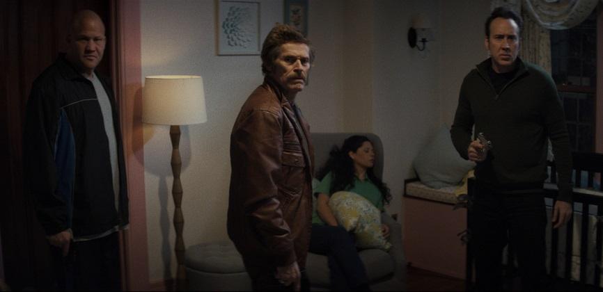 Dog Eat Dog: Nicolas Cage e Willem Dafoe coppia di matti nel trailer