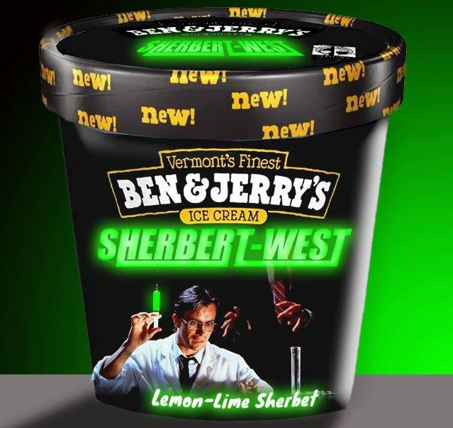 Scoprite i 25 gusti di gelato ispirati ai film horror più famosi