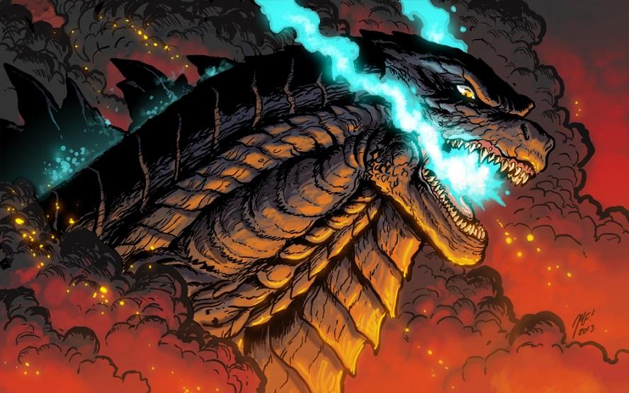 La Toho lavora all'anime di Godzilla