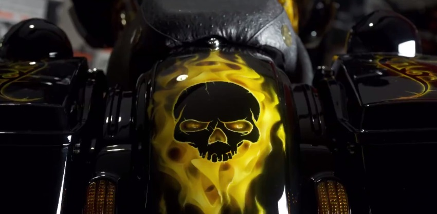 Marvel e Harley-Davidson realizzano 27 modelli customizzati per supereroi