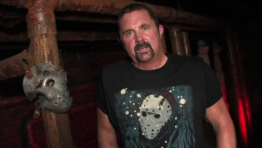 Poster e clip per il documentario To Hell and Back: The Kane Hodder Story