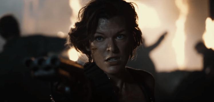 Resident Evil - The Final Chapter: trailer italiano diverso e nuova doppiatrice per Milla Jovovich