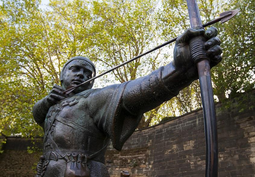 """Hasraf """"Haz"""" Dulull alla regia del Robin Hood del futuro"""