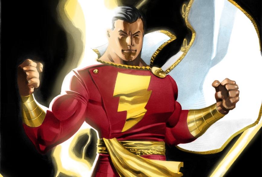 Il film Shazam! si fa con Dwayne Johnson ed è in piena fase di sviluppo