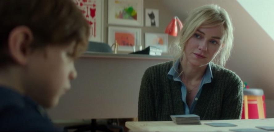 Niente è quello che sembra nel trailer di Shut In con Naomi Watts