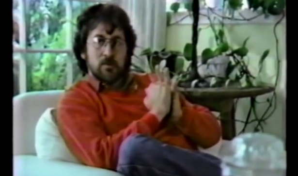 steven spielberg documentario 1983