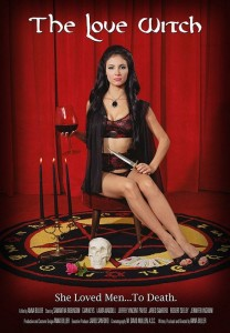 the love witch biller locandina