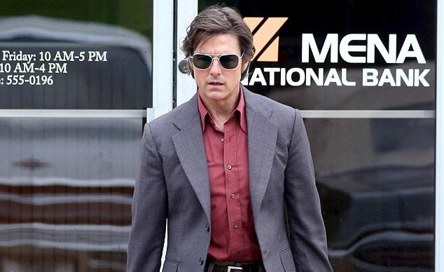Mena di Tom Cruise diventa American Made e cambia anche data di uscita