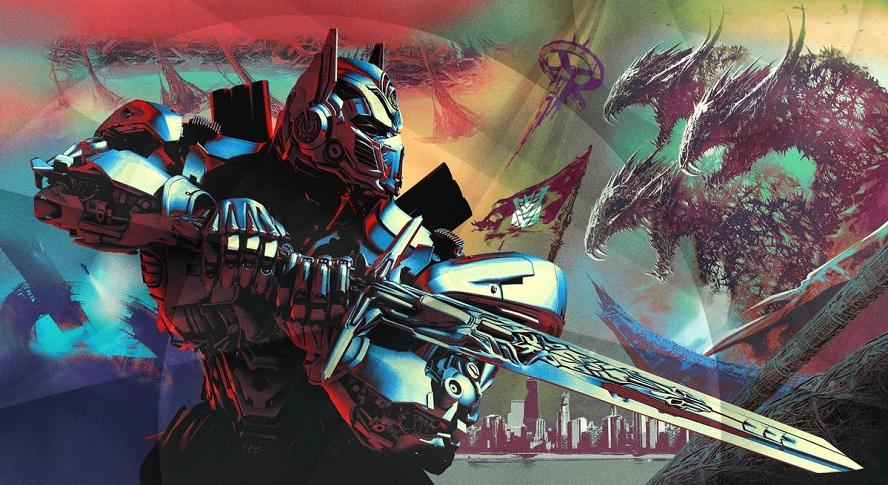 Transformers - The Last Knight: primo sguardo al samurai Drift a figura intera