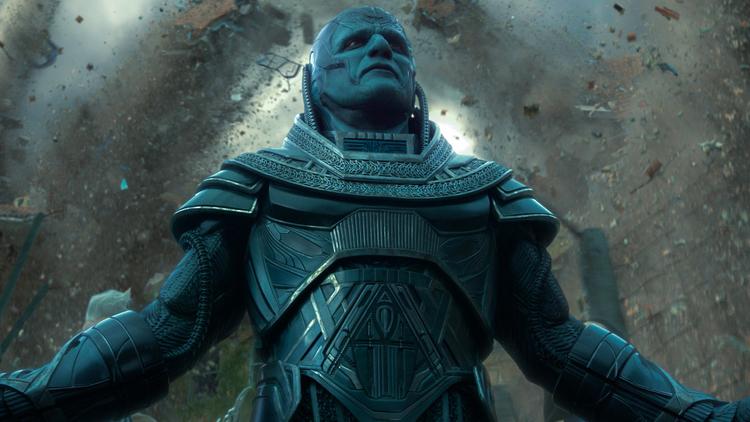 Jared Krichevsky mostra i disegni alternativi di Apocalisse per l'ultimo film degli X-Men