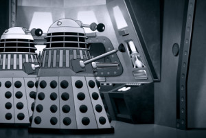Doctor Who The Power Of The Daleks serie animata