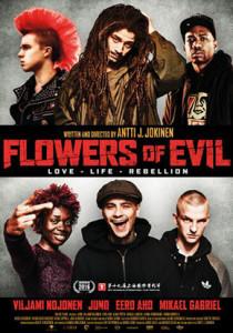 Flowers of Evil (Pahan kukat) locandina