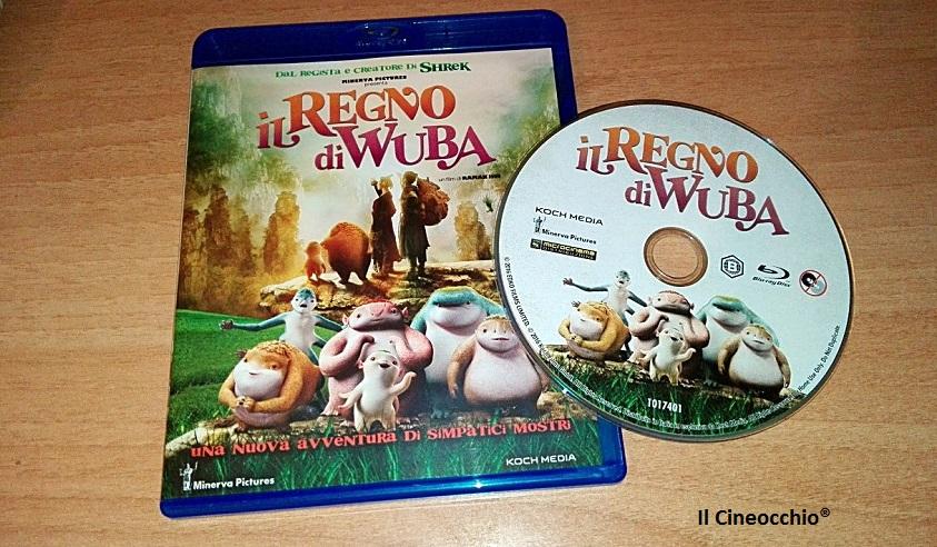 [recensione Blu-Ray] Il Regno di Wuba di Raman Hui