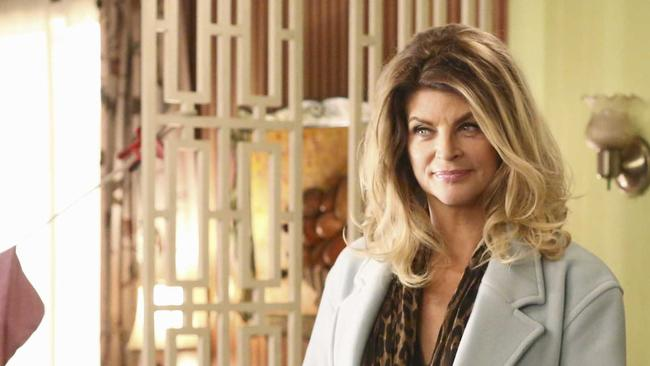 Kirstie Alley nel bizzarro ospedale di Scream Queens 2