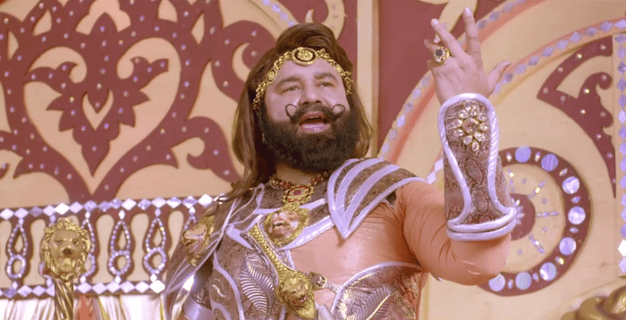 Apoteosi del kitsch nel trailer dell'indiano MSG: The Warrior