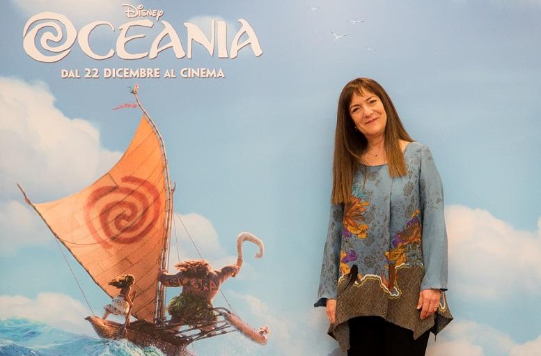 Oceania: incontro con Osnat Shurer, produttrice del film di Natale della Disney