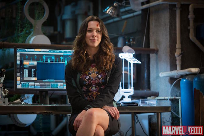 Rebecca Hall si scaglia contro la Marvel per la morte prematura in Iron Man 3