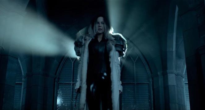 Kate Beckinsale è ancora Selene nel primo trailer di Underworld: Blood Wars