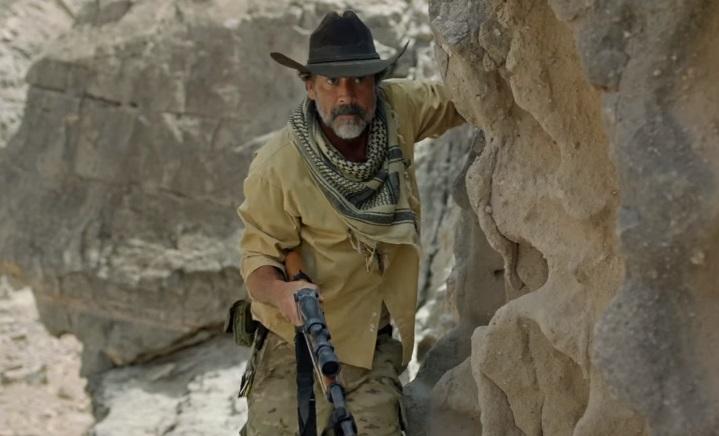 Jeffrey Dean Morgan a caccia di clandestini messicani nel nuovo trailer di Desierto
