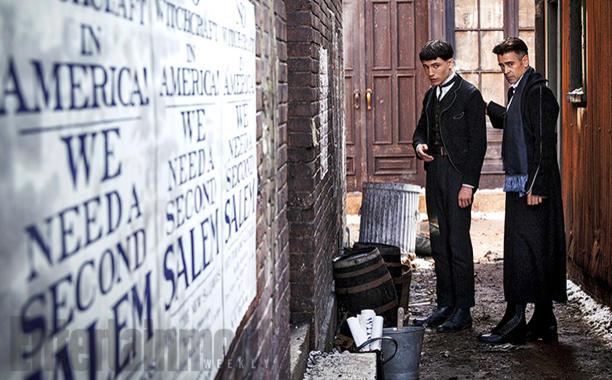 Ezra Miller si è ispirato a Humphrey Bogart per entrare in Animali fantastici e dove trovarli