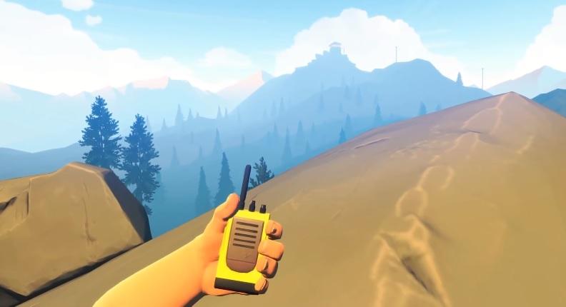 Il videogioco d'avventura Firewatch diventa un film