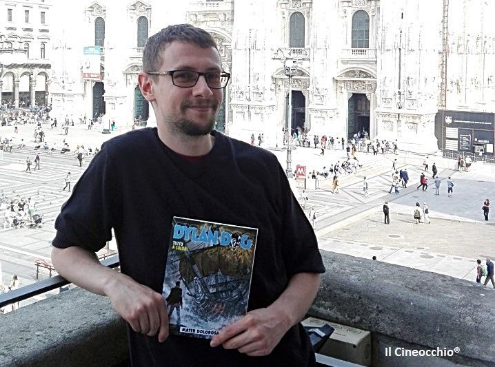 [esclusivo] Intervista a Gigi Cavenago sulle fatiche di Mater Dolorosa e le sue influenze cinematografiche