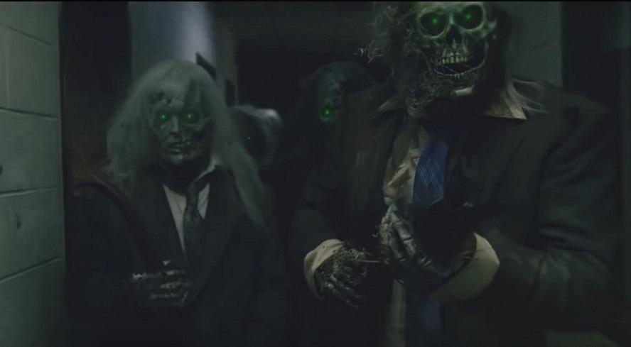 Grave Walkers: nel trailer Tony Todd predicatore affronta demoni armati fino ai denti