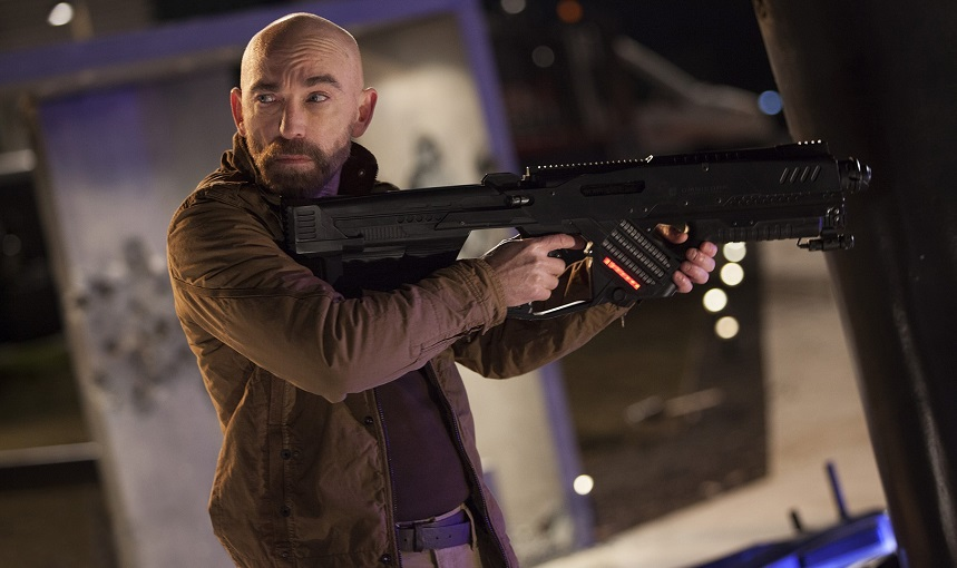Ancora un ruolo da villain per Jackie Earle Haley in Alita: Battle Angel