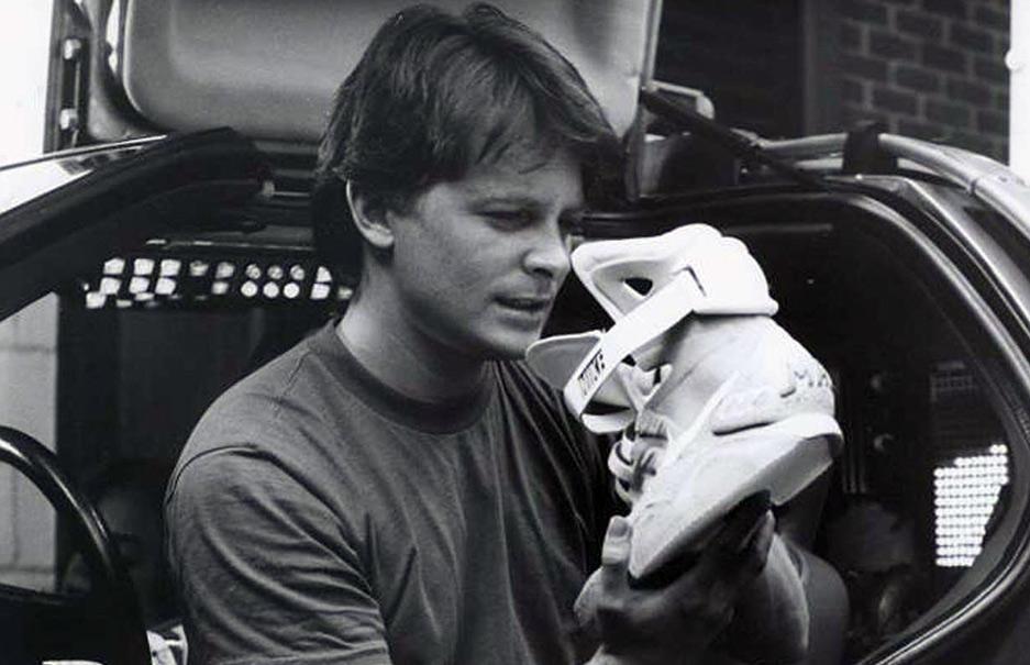 Le scarpe di Marty McFly in Ritorno al Futuro II diventano realtà con le Nike HyperAdapt 1.0