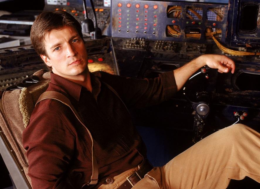 Firefly: Nathan Fillion descrive la folle scena di apertura di un episodio mai realizzato