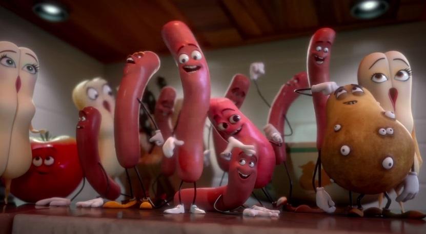 Sausage Party: trailer italiano e data di uscita per il cartoon vietato ai minori