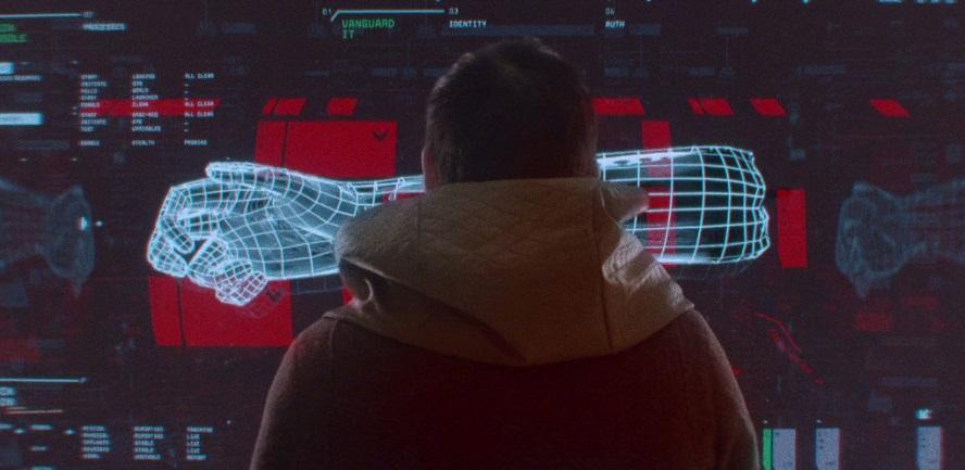 [cortometraggio] Nguyen-Anh Nguyen ci guida nel cupo futuro cyberpunk di Temple