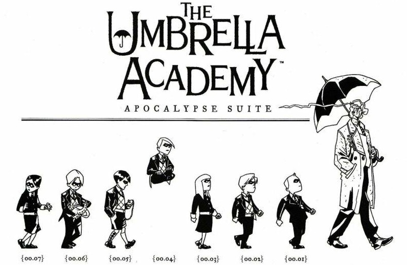 umbrella academy - photo #20