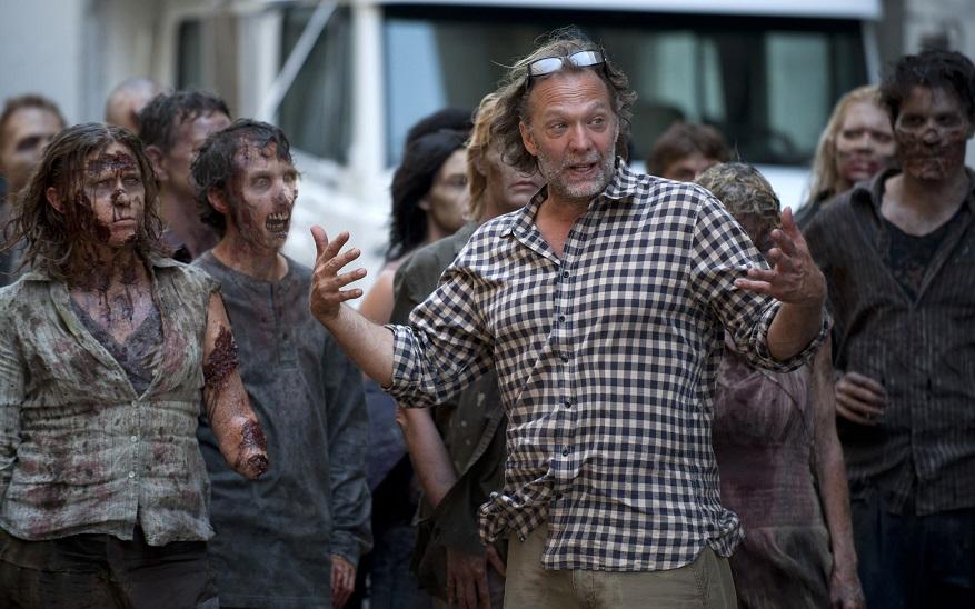 Greg Nicotero attacca chi fa spoiler su The Walking Dead