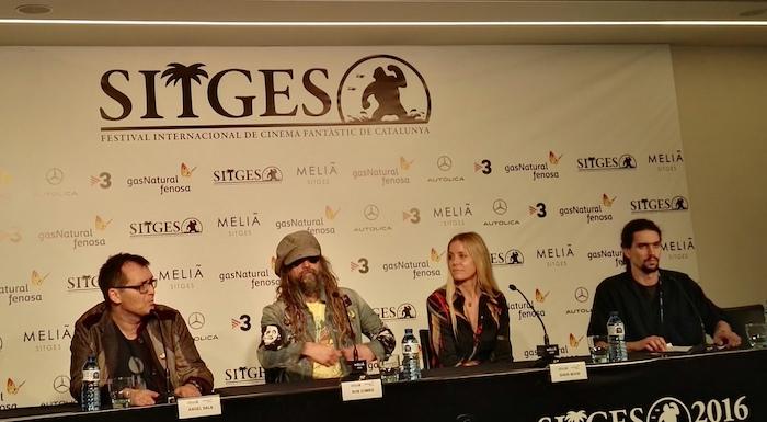 [conferenza stampa Sitges 49] Rob Zombie e Sheri Moon parlano di 31 e di molto altro
